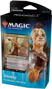 Magic: The Gathering - Ravnica Allegiance Planeswalker Deck - Domri (Trading Card Game) - Cover