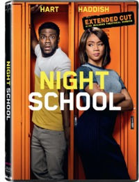 Night School (DVD) - Cover