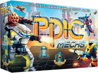 Tiny Epic Mechs (Board Game) - Cover