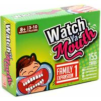 Watch Ya Mouth: Family Expansion 1 (Card Game)