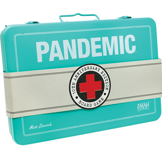 Pandemic: 10th Anniversary Edition (Board Game)