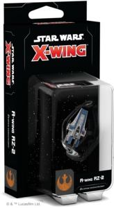 Star Wars: X-Wing Second Edition - RZ-2 A-Wing Expansion Pack (Miniatures) - Cover