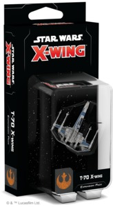 Star Wars: X-Wing Second Edition - T-70 X-Wing Expansion Pack (Miniatures) - Cover