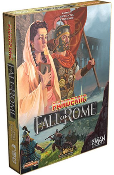 Pandemic: Fall of Rome (Board Game)