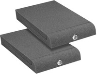 Adam Hall SPADECO1 Isolation Pads for Studio Monitors (170 x 300 mm) - Cover