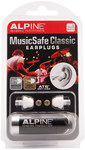 Alpine MusicSafe Classic In-Ear Earplugs (White)