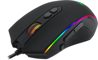 T-Dagger Sergeant 4800 DPI Gaming Mouse with RGB backlighting - Black - Cover