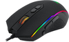 T-Dagger Sergeant 4800 DPI Gaming Mouse with RGB backlighting - Black