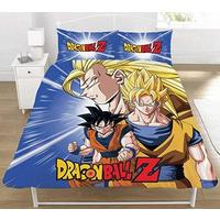 Dragon Ball Z - Battle Panel Duvet (Double)