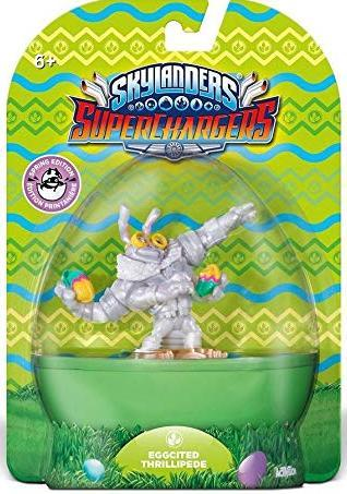 Skylanders Superchargers Character Thrillipede Easter Edition For S Wii