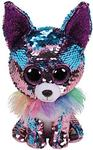 Ty - Beanie Boos - Flippables Yappy Chihuahua Soft Toy