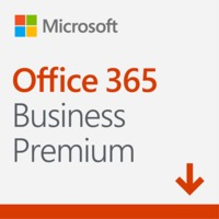 Microsoft - Office 365 Business Premium Sub PKL 1 Year (PC/Mac Download) - Cover