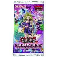 Yu-Gi-Oh! - Legendary Duelists: Sisters of the Rose Single Booster (Trading Card Game)