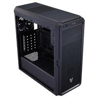 FSP/Fortron CMT110A Micro ATX Chassis Computer Chassis - Black (No PSU)