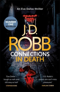 Connections In Death - J. D. Robb (Paperback) - Cover