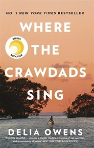 Where the Crawdads Sing - Delia Owens (Paperback) - Cover