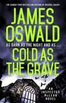 Cold As the Grave - James Oswald (Paperback)