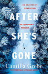 After She's Gone - Camilla Grebe (Paperback)