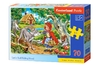 Castorland - Little Red Riding Hood Puzzle (70 Pieces)
