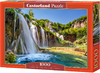 Castorland - Land of the Falling Lakes Puzzle (1000 Pieces) Cover