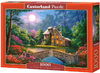 Castorland - Cottage In the Moon Garden Puzzle (1000 Pieces)