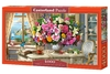 Castorland - Summer Flowers and Cup of Tea Puzzle (4000 Pieces)