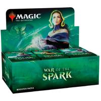 Magic: The Gathering - War of the Spark Single Booster (Trading Card Game)