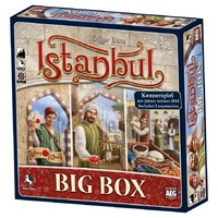 Istanbul - Big Box (Board Game) - Cover