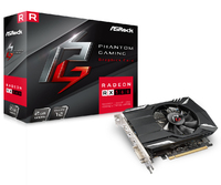 ASRock Radeon RX560 2GB GDDR5 Phantom Gaming Graphics Card