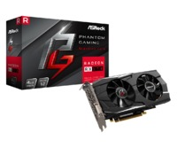 ASRock Phantom Gaming D Radeon RX570 4GB GDDR5 Overclocked Graphics Card