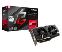 ASRock Radeon RX580 8GB Phantom Gaming D Overclocked Graphics Card