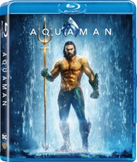 Aquaman (Blu-ray) - Cover