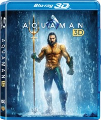 Aquaman (3D Blu-ray) - Cover