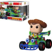 Funko Pop! Ride - Toy Story - Woody With RC