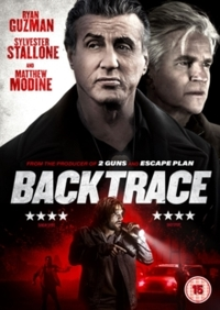 Backtrace (DVD) - Cover