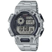Casio Standard Collection Digital Wrist Watch - Silver
