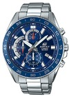 Casio Edifice Series Analogue Wrist Watch - Silver and Blue