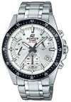 Casio Edifice Series Analogue Wrist Watch - Silver and Black