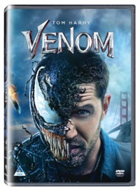 Venom (2018) (DVD) - Cover