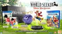 One Piece: World Seeker - The Pirate King Collector's Edition (PS4)