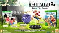 One Piece: World Seeker - The Pirate King Collector's Edition (Xbox One)