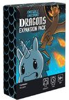 Unstable Unicorns - Dragon Expansion Pack (Party Game)