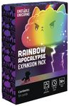 Unstable Unicorns - Rainbow Apocalypse Expansion Pack (Party Game)