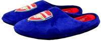 Arsenal F.C. - Big Crest Mule Slippers (Size 5-6) - Cover