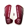 West Ham United F.C. - Slip In Shinguards - Boys (X-Small)
