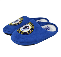 Chelsea - Big Crest Mule Slippers (Size 11-12) - Cover
