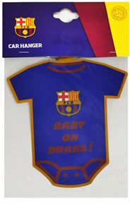 size 40 4c726 4a36e FC Barcelona - Kit Baby On Board Sign