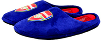Arsenal F.C. - Big Crest Mule Slippers (Size 11-12) - Cover