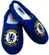 Chelsea - Big Crest Mule Slippers (Size 7-8)