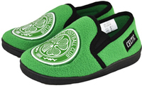 Celtic - New Heel Slippers (Size 10-11) - Cover